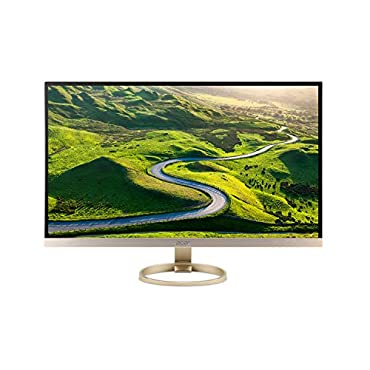 Acer 27 H7 4K UHD Entertainment Monitor (H277HK smipuz)