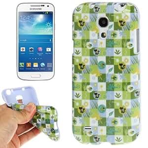 Dog Pattern TPU Case Funda Carcasa para Samsung Galaxy S4 mini i9190