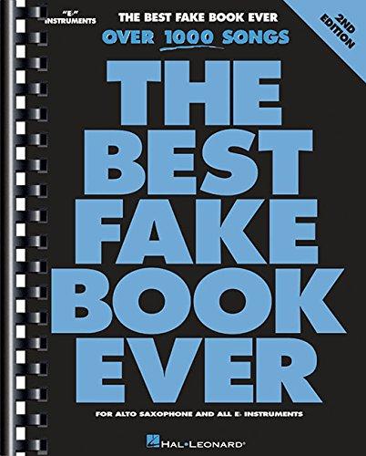 Alto Sax Fake Book