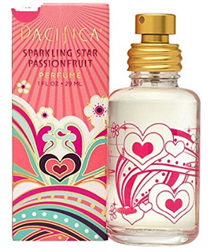 Pacifica Sparkling Star Passionfruit Perfume Spray