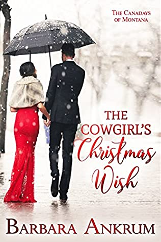book cover of The Cowgirl\'s Christmas Wish