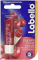 Labello 85071-06000-33 Protector Labial con Aroma a Cereza, 4.8 gr, rojo