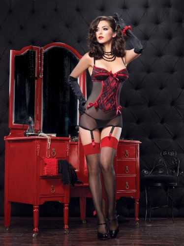 Leg Avenue Women's Romance Set