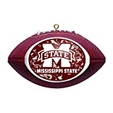 NCAA Mississippi State Bulldogs Replica Football Ornament