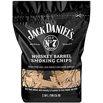 Jack Daniel's Tennessee Whiskey Barrel Smoking Chips, 180 cu inch