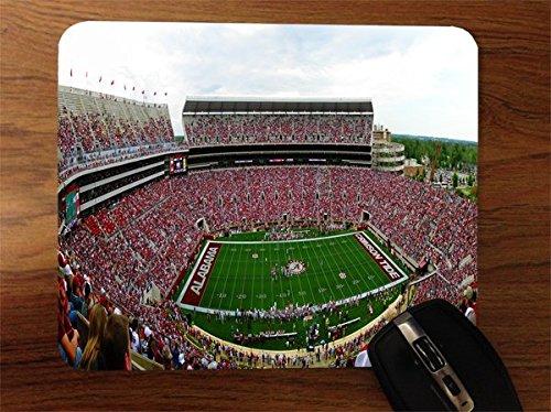 University of Alabama Bryant-Denny Stadium Desktop Office Silicone Mouse Pad Alabama Bryant Denny Stadium