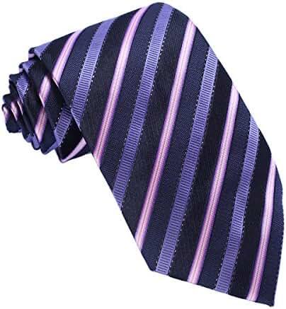 Fanii Quare Men's Classic Cravat Set Pattern Silk Formal Neckties
