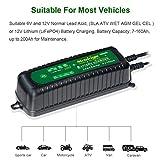 Mroinge MBC055 6V/12V 5.5A Smart Vehicle Battery