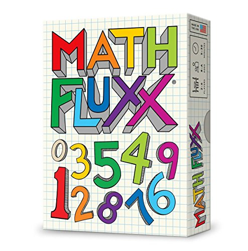Fluxx Math Fluxx Card Game