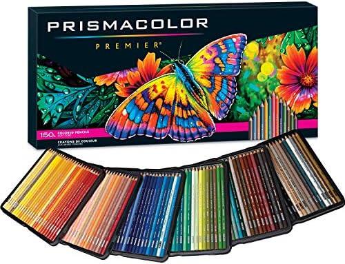 Thick Core Pencils for a Smooth Color Soft Prismacolor 3598T Premier Soft Core