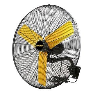 Master Professional High Velocity Wall Fan, 30-inch, 3 Speed, 6,000 CFM, OSHA Compliant - MAC-30W by Master