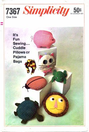 1960s Sewing Patterns - 6