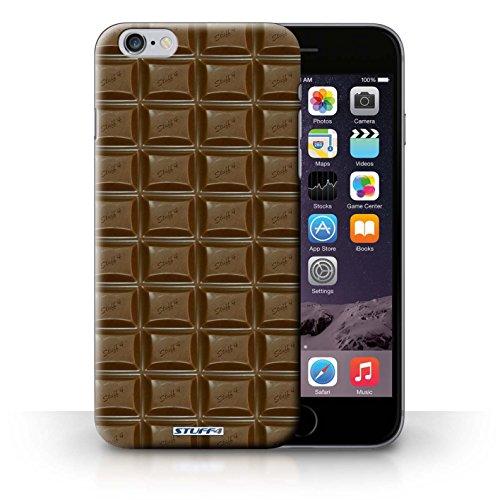 Hülle Case für iPhone 6+/Plus 5.5 / Dairy Milk Blocks/Slab Entwurf / Schokolade Collection