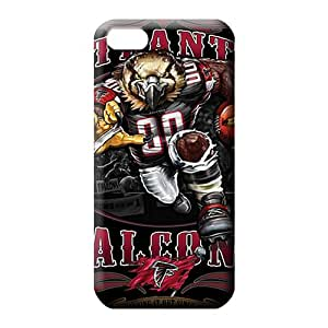 iphone 6plus 6p baseball case Fashionable Durability Back Covers Snap On Cases For phone atlanta falcons nfl football