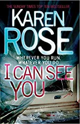 I Can See You (Romantic suspense Book 10)