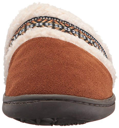 Alta Alta Suede Slipper Lined Plush Wheat Upper q4cap8Fc1