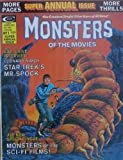 Monsters Of The Movies Magazine #1 Super Annual Star Trek Cover