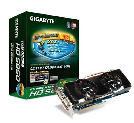 Amazon.com: Gigabyte gv-r585oc-1gd Radeon 5850 – Tarjeta ...