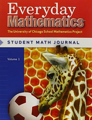 Everyday Mathematics, Grade 1, Student Materials Set (Journal 1 & 2)