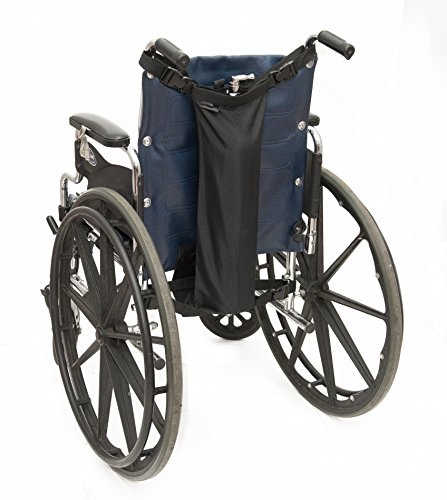 AdirMed Oxygen Cylinder Bag for Wheelchairs (D & E Cylinders) by AdirMed (Image #4)
