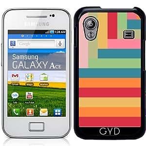 Funda para Samsung Galaxy Ace (GT-S5830) - Juego De Colores by Yasmina Baggili