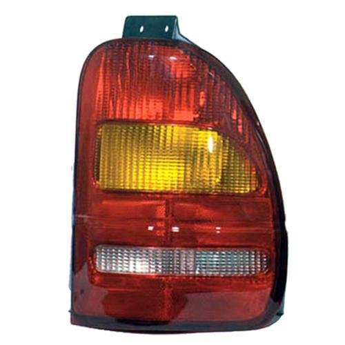 Multiple Manufacturers FO2801112V Partslink FO2801112 OE Replacement Tail Light Assembly FORD WINDSTAR 1995-1998