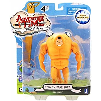 "Amazon.com: Adventure Time 2"" Action Figure, 6 Pack (Style ..."