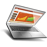 Lenovo Ideapad 510 15.6 Laptop, Silver ( Intel Core i5 7200U, 8GB DDR4, 1TB HDD, NVIDIA GeForce 940MX, Windows 10) 80SV005AUS