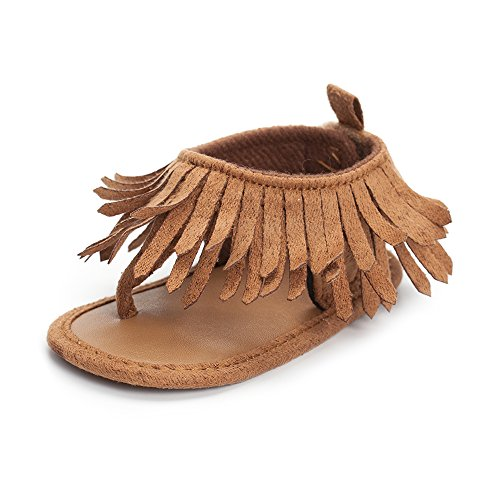 Enteer Classic Tassels Moccasins Sandals product image