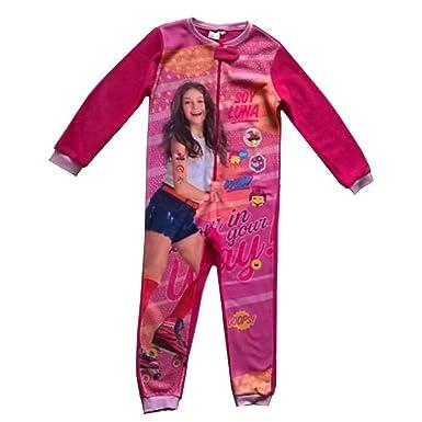 b570a17beac67 Pyjama Polaire Grenouillère Soy Luna Fushia - 12 Ans, Fushia: Amazon.fr:  Vêtements et accessoires