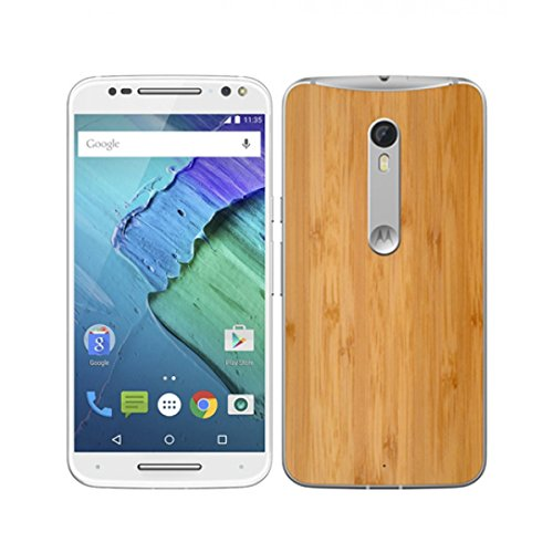 Motorola Moto X 16GB (2nd Gen 2014) - White Bamboo (SIM Free