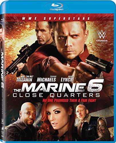 (The Marine 6: Close Quarters [Blu-ray])
