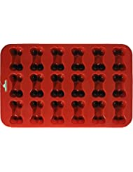 K9 Cakery 312266 Bone Silicone Cake Pan, 9 by 5.5-Inch