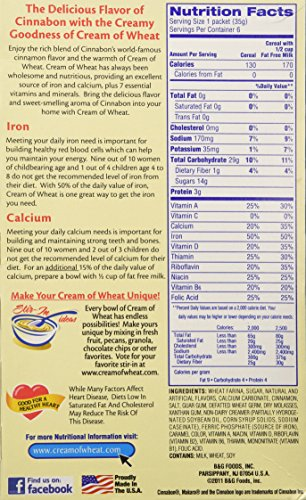 cream of wheat instructions