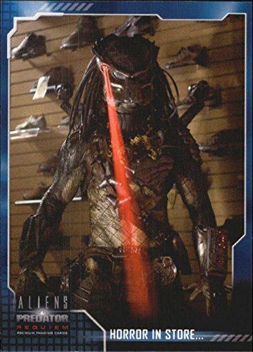 2007 Alien vs. Predator Requiem #57 Horror In Store - - Burbank In Stores