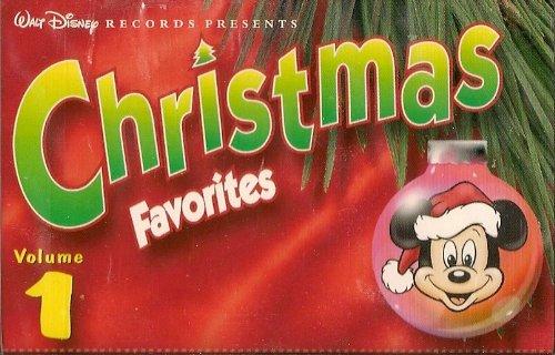 Walt Disney Christmas Favorites Vol. 1 (Song Wish My Is This Christmas)