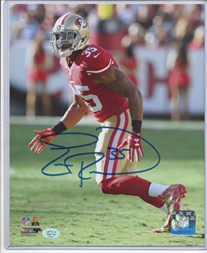 Eric Reid SF 49ers Safety Autographed 8x10 photo - Signed in Store 10/5/15