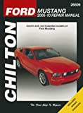 Ford Mustang Automotive Repair Manual, Mike Stubblefield, Chilton, 1563929791