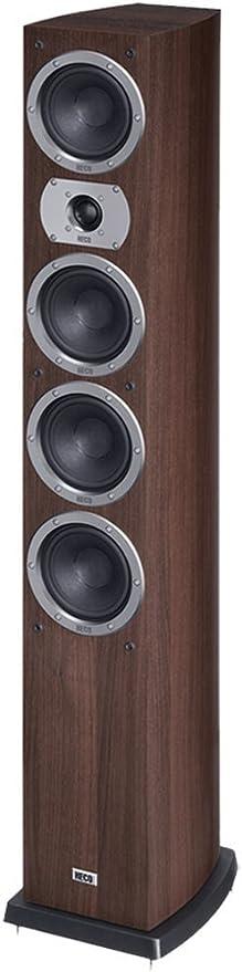 Heco Victa Prime 602 3 Wege Heimkino Und Stereo Standlautsprecher 1 Stück Espresso Audio Hifi