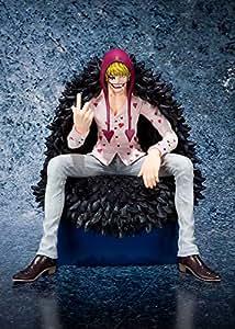 Bandai BDIOP550750 Corazón Figura 13,5 Cm One Piece, Multicolor