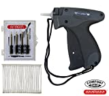"Amram Comfort Grip Standard Tagging Gun BONUS KIT with 5 Needles and 1250 2"" Standard Attachments Fasteners Barbs"