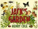 Jack's Garden, Henry Cole, 0688135013