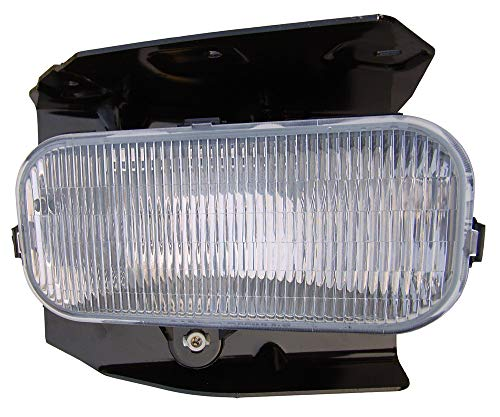 King Ranch Expedition - For 1999 2000 2001 2002 2003 2004 Ford F150 / F150 Heritage / F250 Light Duty/King Ranch | Expedition Fog lamp Assembly Light Passenger Right Side Replacement FO2593180