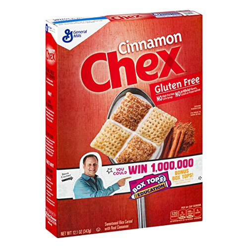 gluten free chex - 1