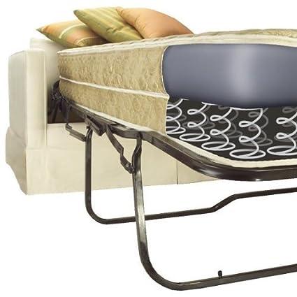 amazon com twin size air dream sleeper sofa replacement mattress rh amazon com full size air dream sleeper sofa replacement mattress leggett & platt air dream queen sleeper sofa mattress