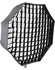 """Neewer® Photo Studio 31""""/80cm Octagon Umbrella Type Speedlite Softbox with Grid for Portraits,Product Photography and Video Shooting"""