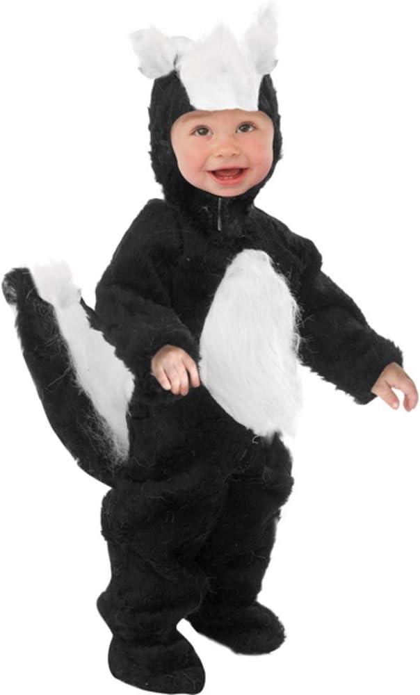 Lil Stinker Costume Halloween Skunk Plush Toddler InCharacter SIZE 18-24 months