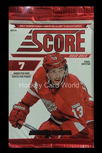 Hockey Hobby Pack - 2012-13 Panini Score Hockey Hobby Pack - Look for Krug, Stone, Greider, Allen, ++