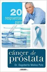 decir la diferencia entre el cáncer de próstata prostatitis