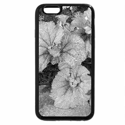 iPhone 6S Plus Case, iPhone 6 Plus Case (Black & White) - A day at the garden 02